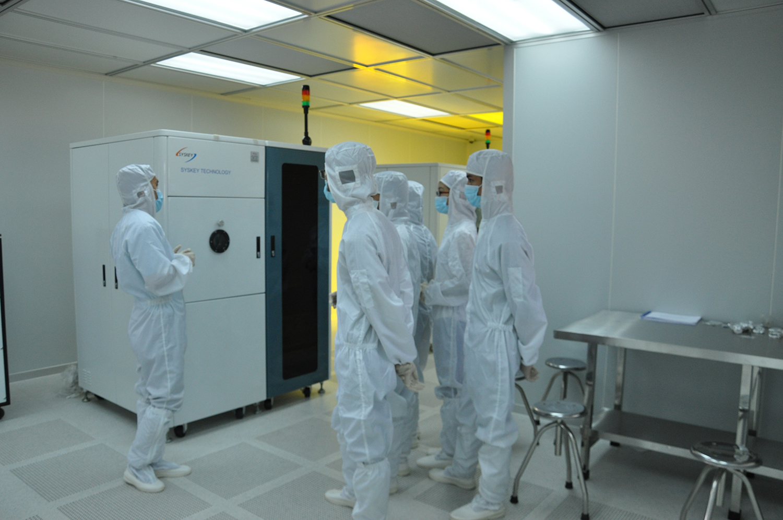 Lắp đặt phóng sạch cho phòng thí nghiệm