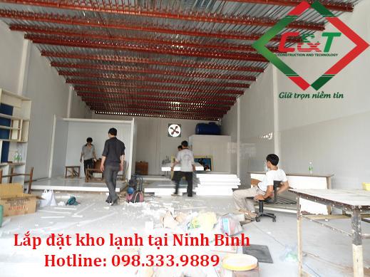 Lắp đặt kho lạnh tại Ninh Bình bảo quản nông sản